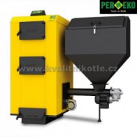 Kotel se zásobníkem Per-Eko KSR 75 kW