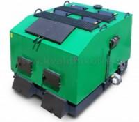 MODERATOR UNICA MAX - 200 kW s ventilátorem a řízením Kotel na dřevo a štěpky