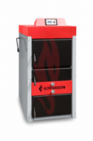 Zplynovací ocelový kotel KOVARSON MAKAK 30 kW - DOPRAVA ZDARMA