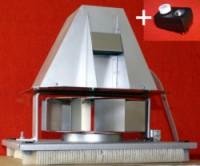 Odtahový ventilátor WWSK s regulátorem otáček