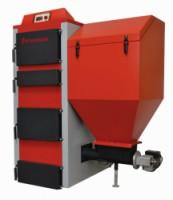 Kombinovaný ocelový kotel PREDATOR 30 kW - DOPRAVA ZDARMA