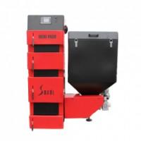 Kotel METAL-FACH SD DUO BIO 34 kW Automatické zapalování