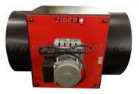 Odtahový ventilátor ZIDER 150 mm