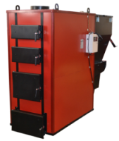 Kotel s tlakovým podavačem STALMARK 60 kW