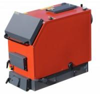 MODERATOR UNICA červený na dřevo,uhlí - 30 kW Kotel