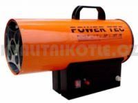Plynové topidlo POWER TEC GPL30