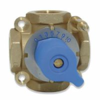 Čtyřcestný ventil Womix Mix M 4 x 1 (vnitřní závit) [prislusenstvi]